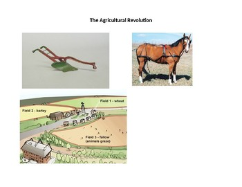 Agricultural and Commercial Revolution Overview