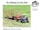 Agriculture Hay Farming eBook and ppt Biology Grade 7-10