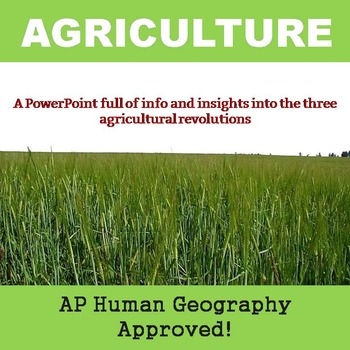 Agriculture PowerPoint
