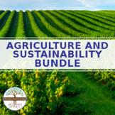 7th- 10th Grade Earth Science Lesson Plan: Agriculture & E