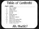 Ah, Music! 2nd Grade Harcourt Storytown Lesson 18