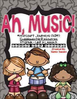 Ah, Music! (Journeys 2nd Grade - Supplemental Materials)