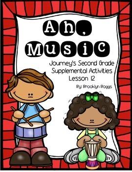 Ah, Music Journey's Activities - Second Grade Lesson 12