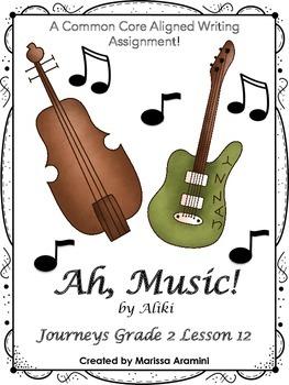 Ah, Music! Journeys Grade 2-Lesson 12