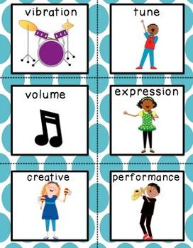 Ah, Music! (Journeys Unit 3 Lesson 12)