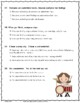Ah, Music! ~ Language Arts Test ~ 2nd Grade ~ HMH Journeys