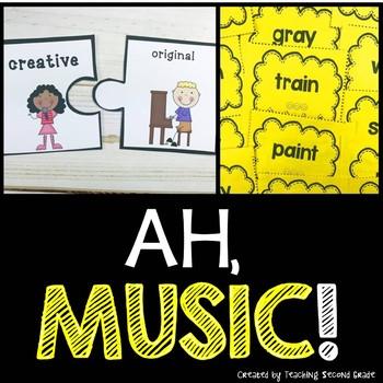 Ah, Music Journeys Second Grade