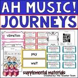 Ah Music! Journeys Second Grade Unit 3 Lesson 12 Activities & Printables