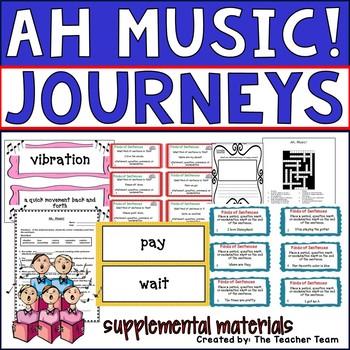 Ah Music! Journeys Second Grade Supplemental Materials