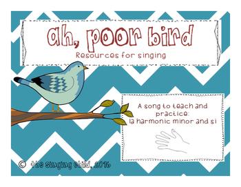 Ah, Poor Bird: Pitch Charts
