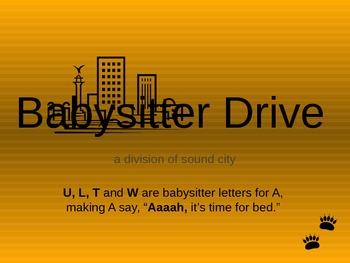 Ahh Babysitter Drive Sound City)