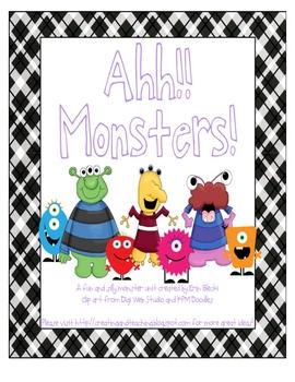 Ahh Monsters!
