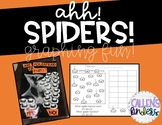 Ahh! Spiders Graphing Fun