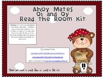 Ahoy Mates Read the Room Kit