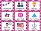Ahoy Matey! Nautical Calendar Pack - Navy & Pink