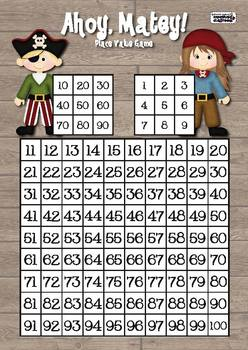 Ahoy, Matey! Place Value Game