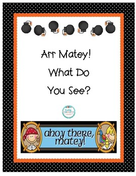 Ahoy Matey- What do you see?