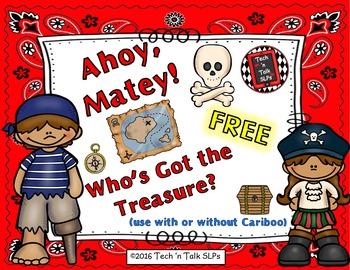 Ahoy, Matey!  Who's Got the Treasure