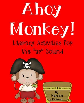 """Bossy R- Literacy Activities for the """"ar"""" Sound"""