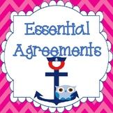 Ahoy Owl Essential Agreements