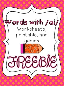 Ai Words Pack Freebie