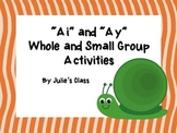 Ai and Ay Activities and Centers