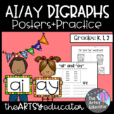 AI and AY Digraph Word Work