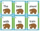 Long A write the room Bear themed