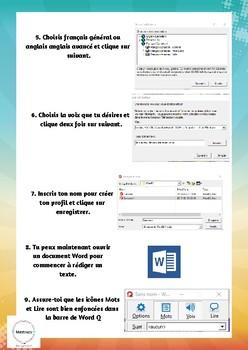 Aide-Mémoire Word Q