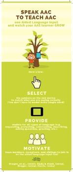 Aided Language Input Infographic