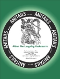 ANiTAiLS: Aiden the Laughing Kookaburra Story, Crossword,