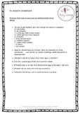 Aidiacht Shealbhach - Irish Grammar Activities