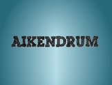 Aikdendrum Activity (for Powerpoint)