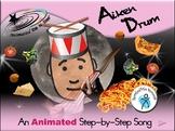 Aiken Drum - Animated Step-by-Step Song - SymbolStix