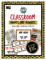 Aim High Classroom Awards and Rewards