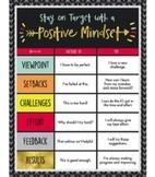 Aim High Positive Mindset