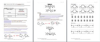 Aim: How are org. molecules formed & broken? (Dehydration synthesis hydrolysis)