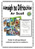 Aimsigh na Difríochtaí: Ar Scoil