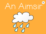 Aimsir- 20 Page vocabulary booklet (Senior Classes)