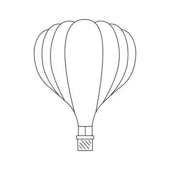 Air Balloons Clipart