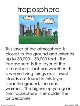 Air: Composition of Air, Layers of the Atmosphere,Air Takes Up Space Experiments