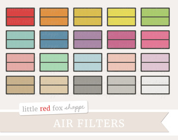 Air Filter Clipart; Cleaning, Chore, Household