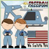 Air Force Clip Art - Military Clip Art - Armed Forces Clip