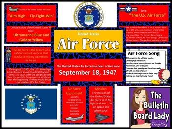 Air Force Bulletin Board