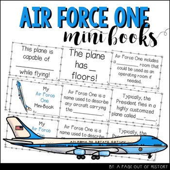 Air Force One Mini-Books