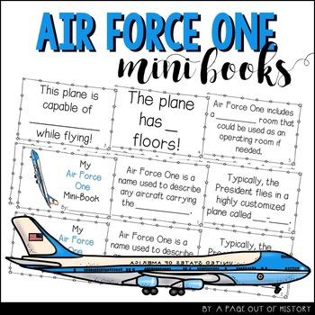 Air Force One Mini-Books
