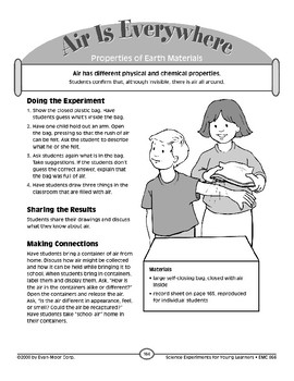 Air Is Everywhere (Properties of Earth Materials)