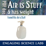 Air Is Matter: How to Show This Experimentally
