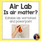 Is Air Matter? lab (middle school version)