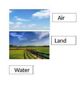 Air Land Water